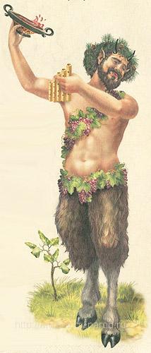 Считается, что он происходил из Аркадии и был сыном. нимфы. и. Гермеса.  Пан - в греческой мифологии бог лесов...