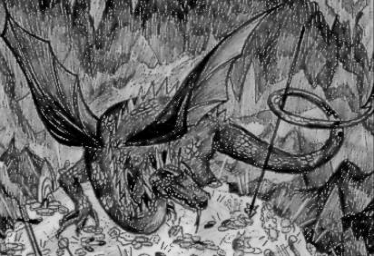 Змей Горыныч - Худ. Александрова Анастасия